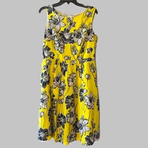 ROBBIE BEE SLEEVELESS DRESS